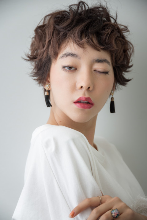 ACQUA Kazuaki ito 伊藤和明 ショートヘア カーリー