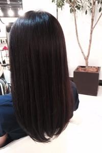 髪の毛色落ち対策
