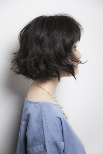 short hair acqua KAZUAKI ITO