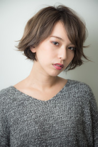 short hair ショートカット 伊藤和明