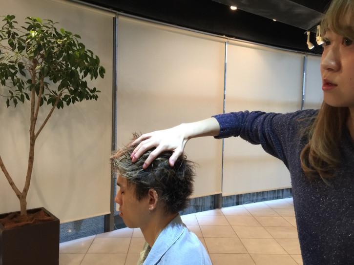 EXILE登坂広臣髪型