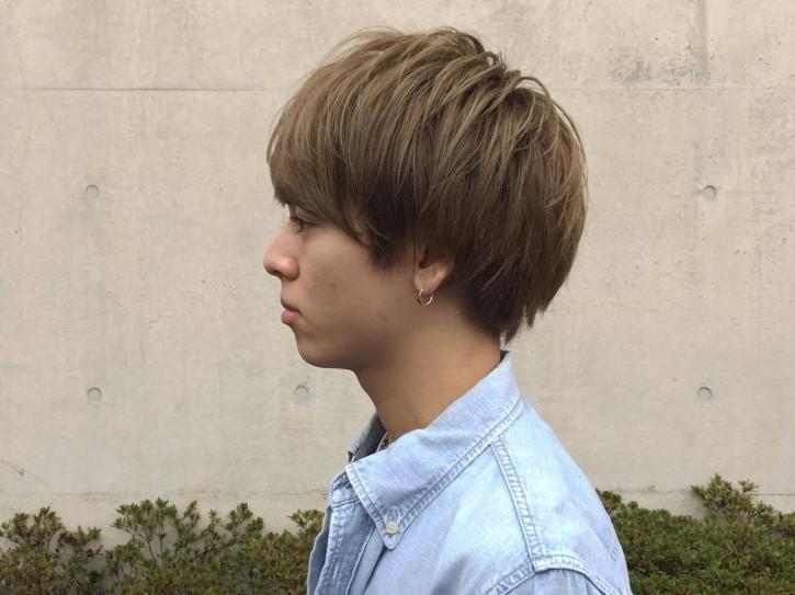 福士蒼汰髪型