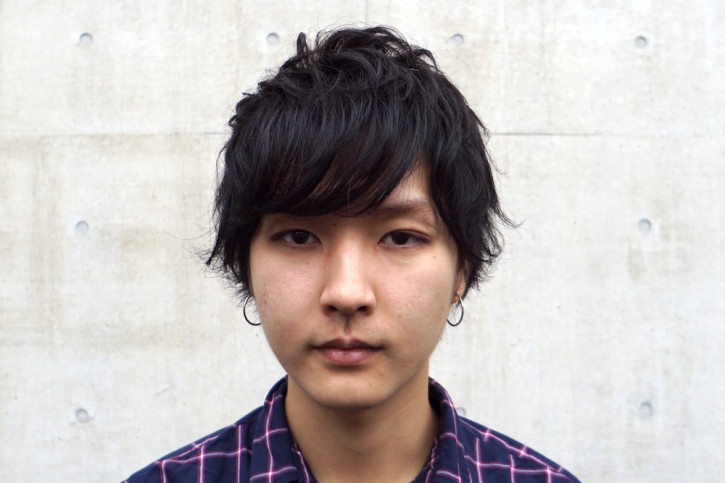 生田斗真髪型